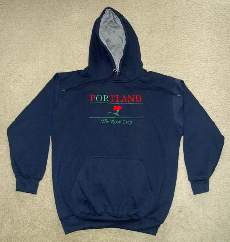 Rose City hoody